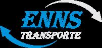 Transporte mit ENNS Transporte aus Mönchengladbach Logo